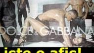 İşte feministleri kızdıran reklam!!! Bu afiş İspanya'da kriz çıkardı!!!
