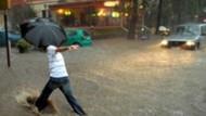 Tekirdağ'da dışarı çıkmayın anonsu!!! Peki hafta sonu hava nasıl olacak? FOTO/GALERİ