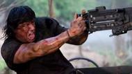 Rambo Sylvester film setinde kavga ederken boynunu kırdı!