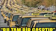 ŞOK!!! Taksiciler çıldıracak! Taksi plakalarına hükümet neden el koyuyor?