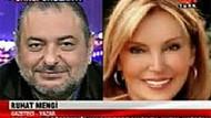 Ruhat Mengi ve Ali Atıf birbirine girdi!!! Canlı yayında İvedik kavgası!!!