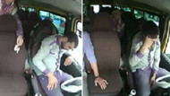 Şoför direksiyon başında uyursa...