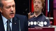 Erdoğan'a benzeyen yarışmacı olay oldu! Peruk takmış gibi...