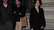 Hande Angelina Jolie'nin izinde!