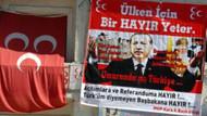 Savcılık suç unsuru bulamadı, MHP'nin olay afişi tekrar asıldı!