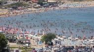 Şile plajı Antalya ve Bodrum'a rakip oldu!