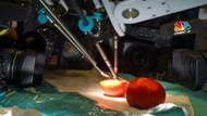 Robot ''Da Vinci'' ile prostat ameliyatı