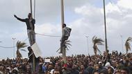 Flaş! Libya'daki muhalifler devlet kanalını ele geçirdi!