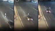 Elazığ'da feci kaza! Talihsiz adam Havada defalarca takla attı!