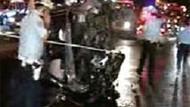 Esrarengiz kaza! Emekli paşanın arabasına MİT çarptı!