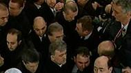 Erbakan'ın cenazesine kimler katıldı? Liderler ezilecekti!