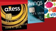Akbank, kredi kartı pazarının lideri oldu!
