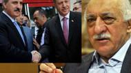 Erdoğan'ın cemaat korkusu Kurtulmuş'u transfer ettirdi!
