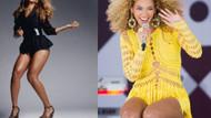 Beyonce'nin eteğine Bakan sansürü!