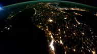 Uzaydan müthiş Türkiye görüntüsü! Bir başkadır...
