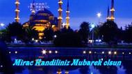 Hazreti Muhammed'in en büyük mucizesi! Miraç kutlu olsun!
