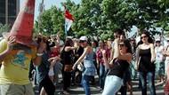 THY grevi festival gibi! Harlem Shake ile protesto!