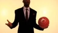 THY'nin Kobe Bryant'lı reklamından ilk görüntüler!