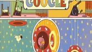 Google'dan ünlü çizgi roman kahramanı için özel logo!