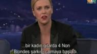 Charlize Theron'u Türkiye'de şoke eden olay!