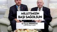 Başbakan Erdoğan'dan, Erbakan için taziye ilanı!