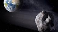 Dev asteroid dünya yakınından geçişini tamamladı!