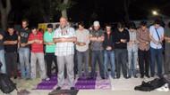 Antikapitalist müslümanlar Gezi Parkı için dua etti!