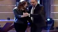Hazal Kaya'dan canlı yayında tango şov!