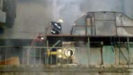 Flaş! Erbakan'ın damadının fabrikasında yangın çıktı!