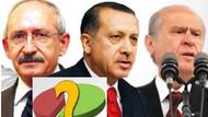 İşte 5 şirketin son seçim anketleri! AK Parti'nin oyları ne durumda?