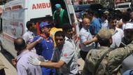 Akçakale'deki saldırıda 1 polis şehit oldu!