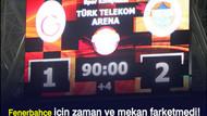 Fenerbahçe resmi sitesi, Galatasaray'ı kızdıracak!