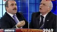 Ramiz İlker ve Serdar Arseven canlı yayında birbirine girdi!