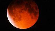 Dünya ay tutulmasını izledi! İşte o görüntüler!