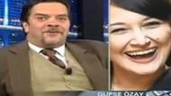 Gupse Özay, Beyaz'ı canlı yayında fena işletti!
