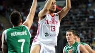 Türkiye: 95 Slovenya: 68 Eze eze yarı finale çıktık!