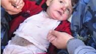 Türkiye'yi ağlatan bebek! 26 saat sonra kurtarıldı...