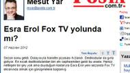 Posta'nın şok iddiasına FOX'tan açıklama!