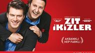 Kıvanç Tatlıtuğ ve İlker Ayrık Akbank'ın zıt ikizleri oldu!