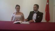 Gülin Yıldırımkaya ve Serdar Ali Çelikler evlendi!