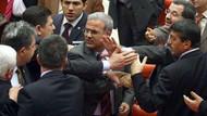 MHP ve Ak Parti kavgasını yine Meclis Tv sansürledi!