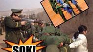 Çin 196 Uygur Türkü'nü kurşuna dizdi! Allah belanızı versin!