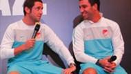 Arda Turan ve Nihat Kahveci, Nike reklamında oynadı!