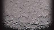 NASA Ay'ın görünmeyen yüzünü gösterdi!