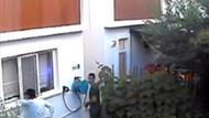 Hırsızlar yazlıklara dadandı! İşte saniye saniye soygun!