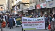 200 BDP'liden Öcalan çıkarması!