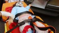 İspark görevlisi 4 yaşındaki kız çocuğunu ezdi...