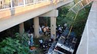 Antalya'da trafik faciası! 16 ölü, 25 yaralı!