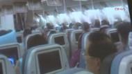 THY uçağında büyük panik! Acil iniş yaptı!