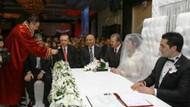 Devlet nikahı! Bülent Arınç oğlunu böyle evlendirdi!